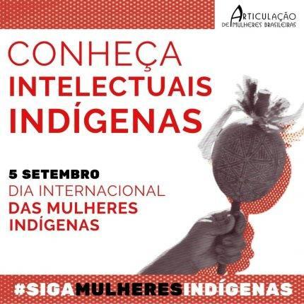 Campanha #SigaMulheresIndígenas