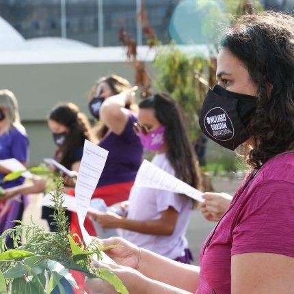 Levante das Mulheres luta pela instalação imediata da CPI da Pandemia no Senado