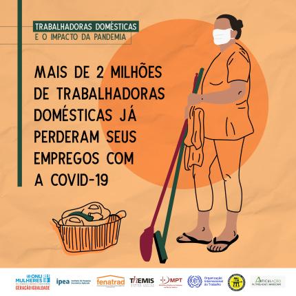 Série aborda direitos e vulnerabilidades de trabalhadoras domésticas na Covid-19