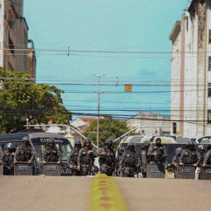 Repressão policial no Recife acaba em tragédia e levanta a questão, quem deu a ordem para o ataque?