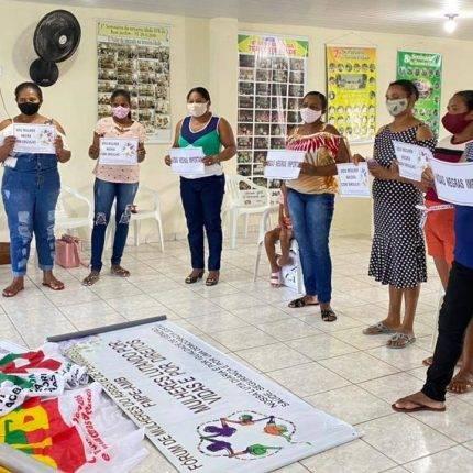 Roda de diálogo, no agreste de Pernambuco, reúne mulheres em alusão ao dia internacional da mulher negra, latino-americana e caribenha